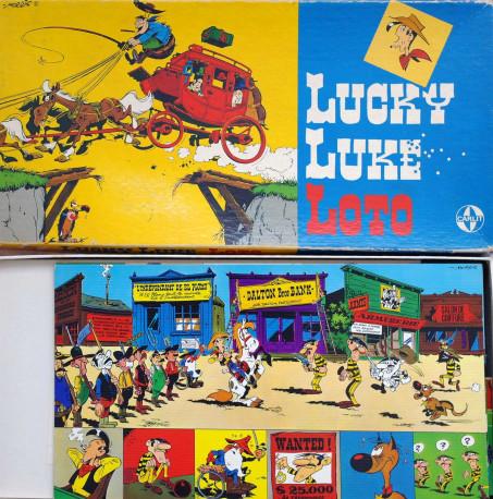 LOTO LUCKY LUKE