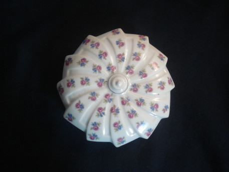 bonbonniere porcelaine de limoges certifiés