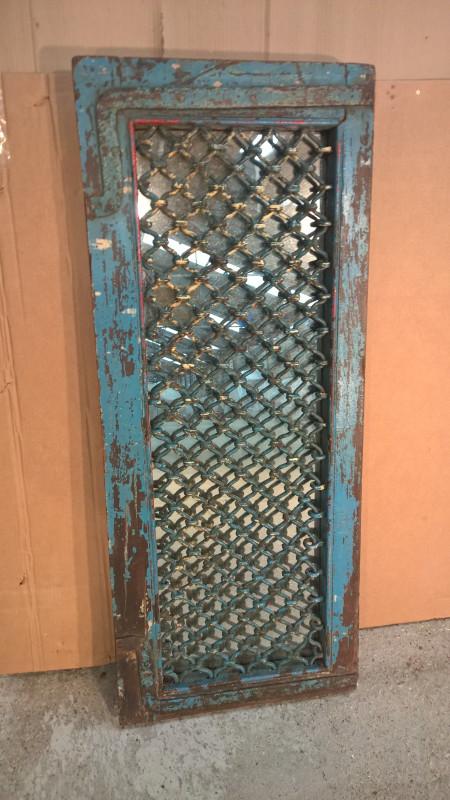 Fenêtre Montée En Miroir Ancienne Les Vieilles Choses
