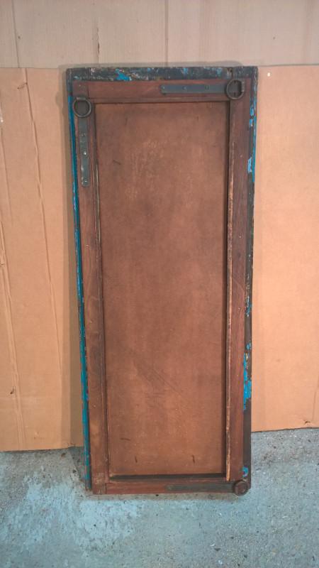 Fen tre mont e en miroir ancienne les vieilles choses for Fenetre miroir decoration