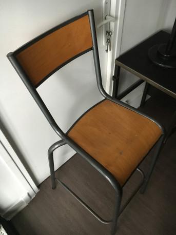 Chaise haute industriel