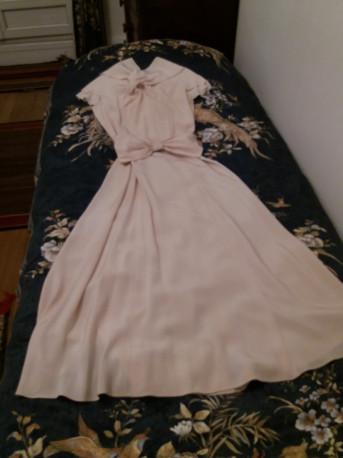robe de soirée vintage
