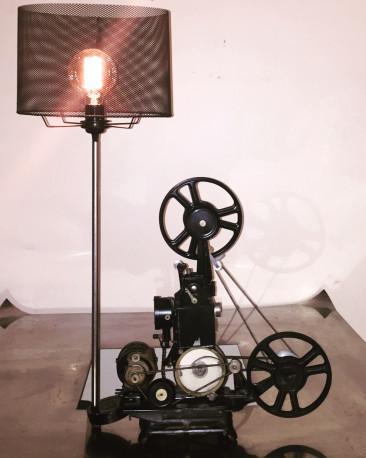 Lampe cinéma vintage
