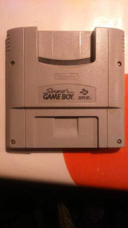 Super Game Boy ancien