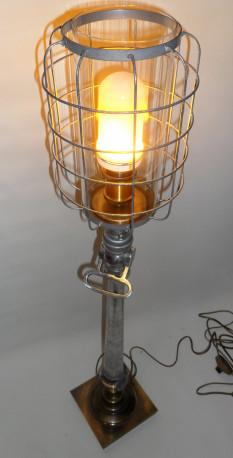 lampe lance à incendie idéale sapeur pompier