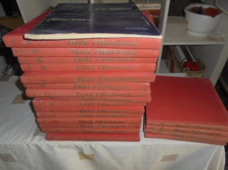 collection Tout l'univers édition 1966 vintage