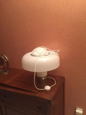 Lampe Vintage Champignon