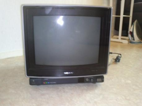 TV SONY TRINITRON ANCIEN