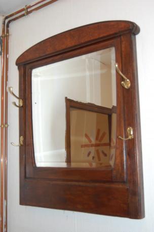 Miroir Et Porte Manteau Normand  Les Vieilles Choses
