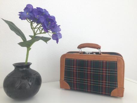 Petite malette écosaisse