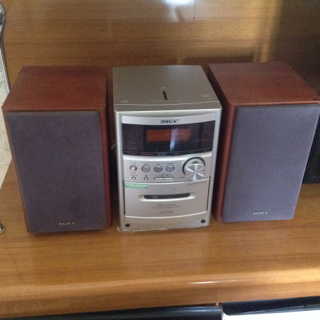 Radio K7 MP3 Sony