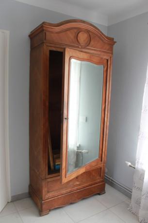 vends armoire miroir