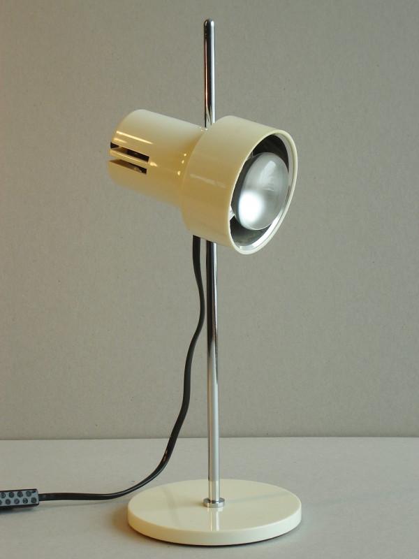 lampe de table prisunic ann es 70 les vieilles choses. Black Bedroom Furniture Sets. Home Design Ideas