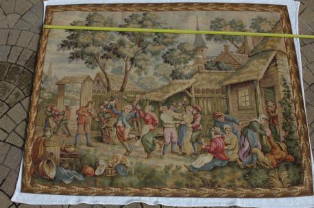 Tapisserie murale vintage