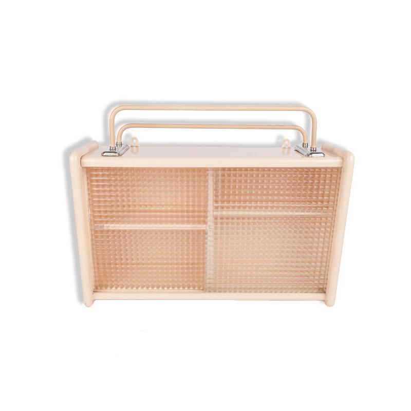 armoire de toilette vintage en bois les vieilles choses. Black Bedroom Furniture Sets. Home Design Ideas