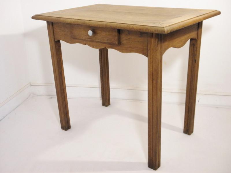 table d 39 appoint petit bureau annees 30 les vieilles choses. Black Bedroom Furniture Sets. Home Design Ideas
