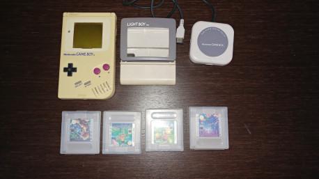 Game Boy ancien