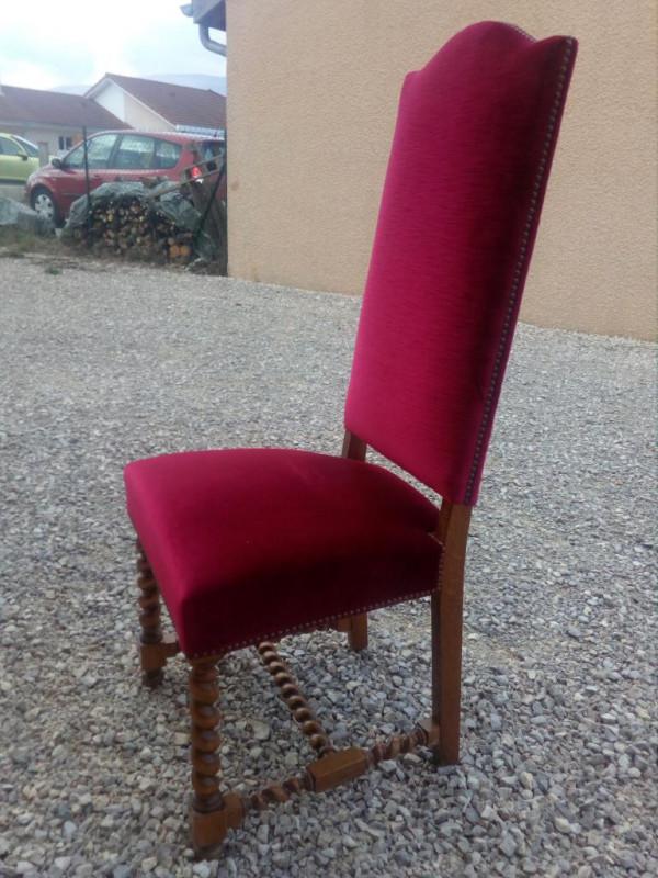 chaise vintage les vieilles choses. Black Bedroom Furniture Sets. Home Design Ideas