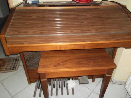 orgue vintage