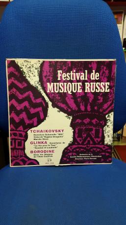 """Vinyle """" Festival de musique russe """""""