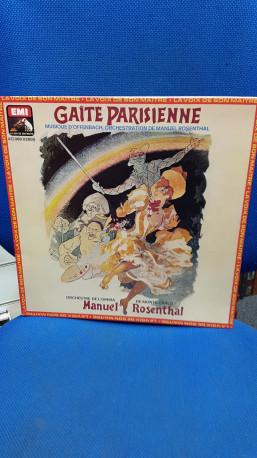 """Vinyle """" Gaîté parisienne """""""