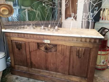 ancien comptoir boucherie
