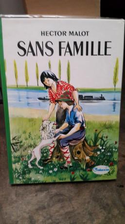 Roman SANS FAMILLE 1966