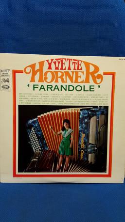 Vinyle Yvette Horner