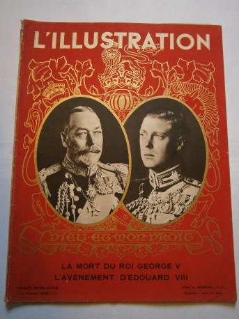 """Collection de revue """"Illustration"""""""