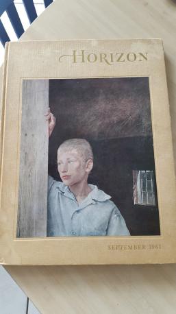 Livre HORIZON September 1961