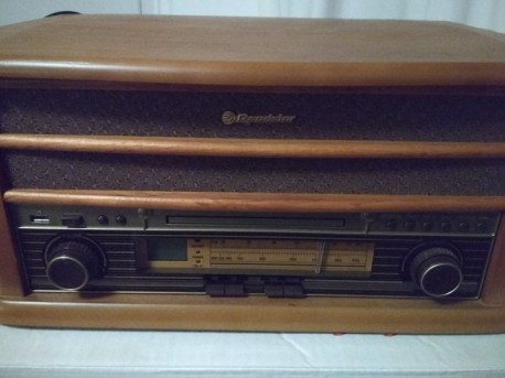 Sono Vintage avec vinyl Roadstar HIF 1899