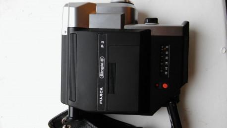 Caméra fujica single 8 p2 vintage