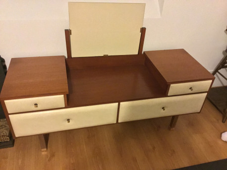 Commode coiffeuse Roger Landault