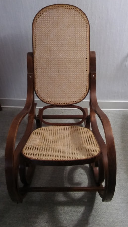 Rocking Chair vintage THONET