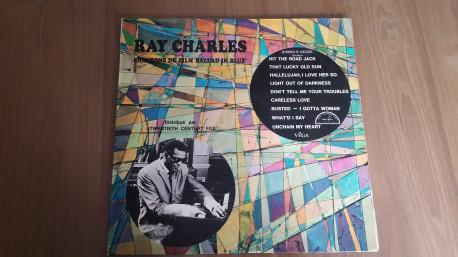 disque vinyle Ray Charles