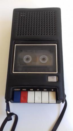 Lecteur et enregistreur cassette ancien