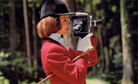 Camera Bolex K1 vintage
