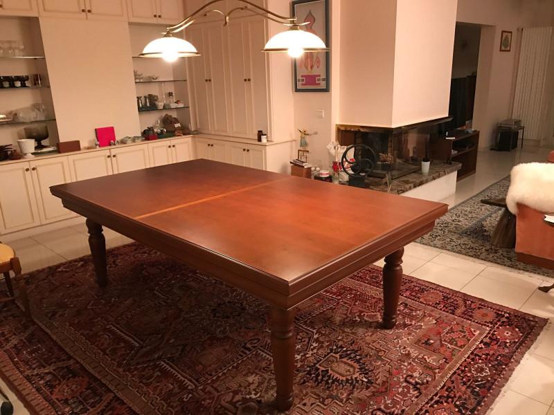 table de salon billard vintage les vieilles choses. Black Bedroom Furniture Sets. Home Design Ideas