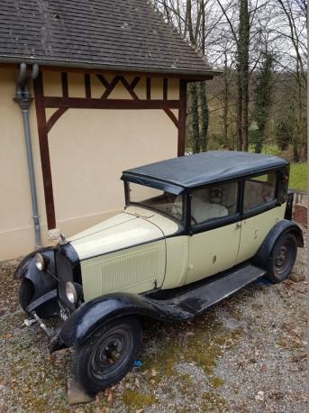 Citroen AC4F Moèle 1929 - 1930 (Ancien)