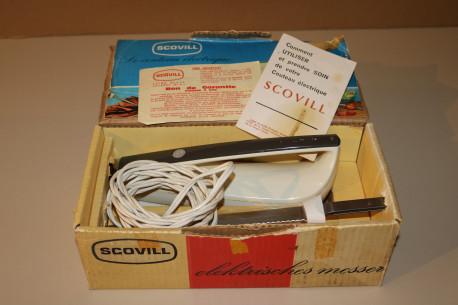 couteau electrique SCOVILL Vintage