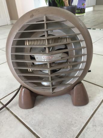 """Radiateur Vintage Calor """"Congo"""" TBE"""