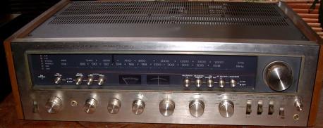 ampli Kenwood KR9400 vintage