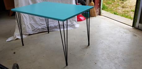 table cuisine vintage les vieilles choses. Black Bedroom Furniture Sets. Home Design Ideas