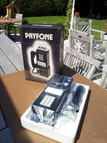 PAYPHONE ( répliqua ) Le téléphone mythique des Etats Unis