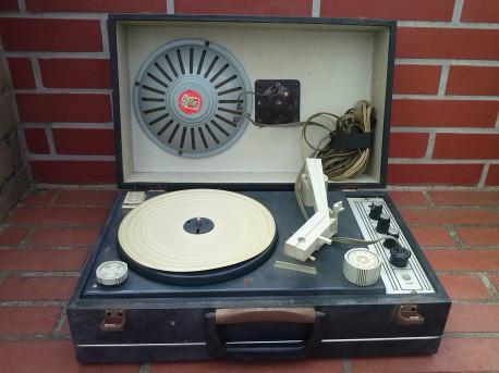 Ancien électrophone des années 50/60