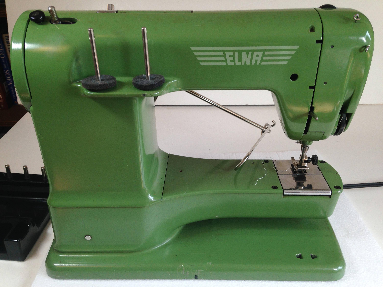 Machine A Coudre Ancienne machine à coudre elna supermatic