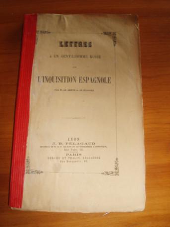 Livre Ancien Joseph De Maistre Litterature Francaise