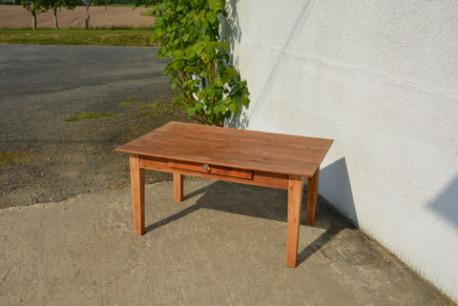 design de qualité fc185 99c05 Table de ferme basse vintage