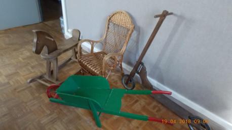 Ancien jouet d'autrefois Vintage