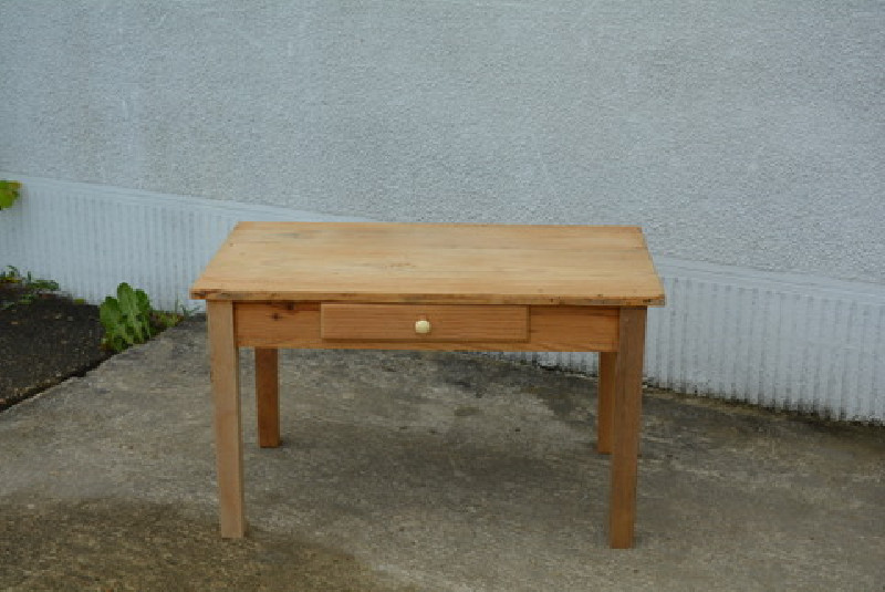 tout neuf b4ad7 1a2e7 Table de ferme basse ancienne